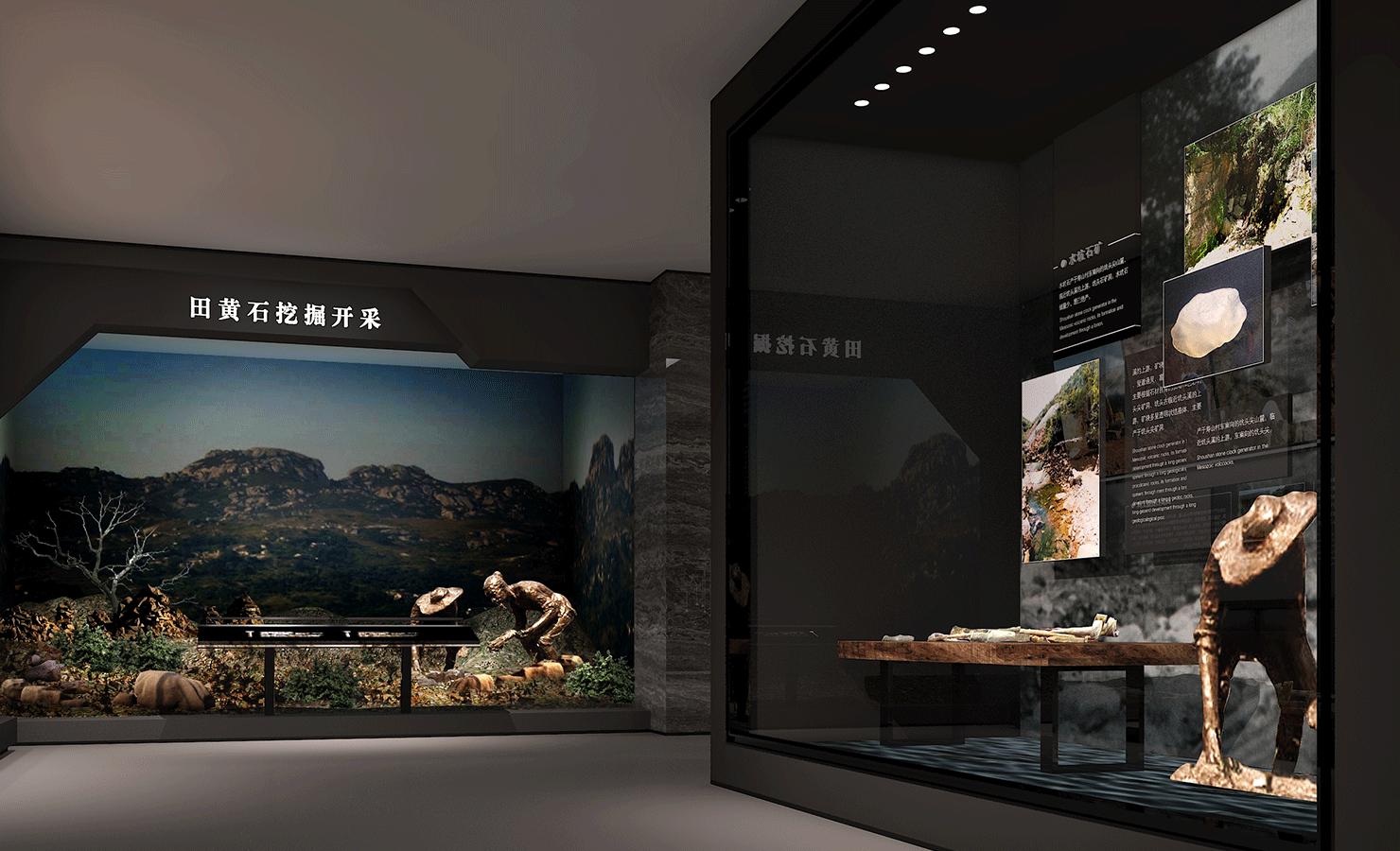 旅游文化展示馆