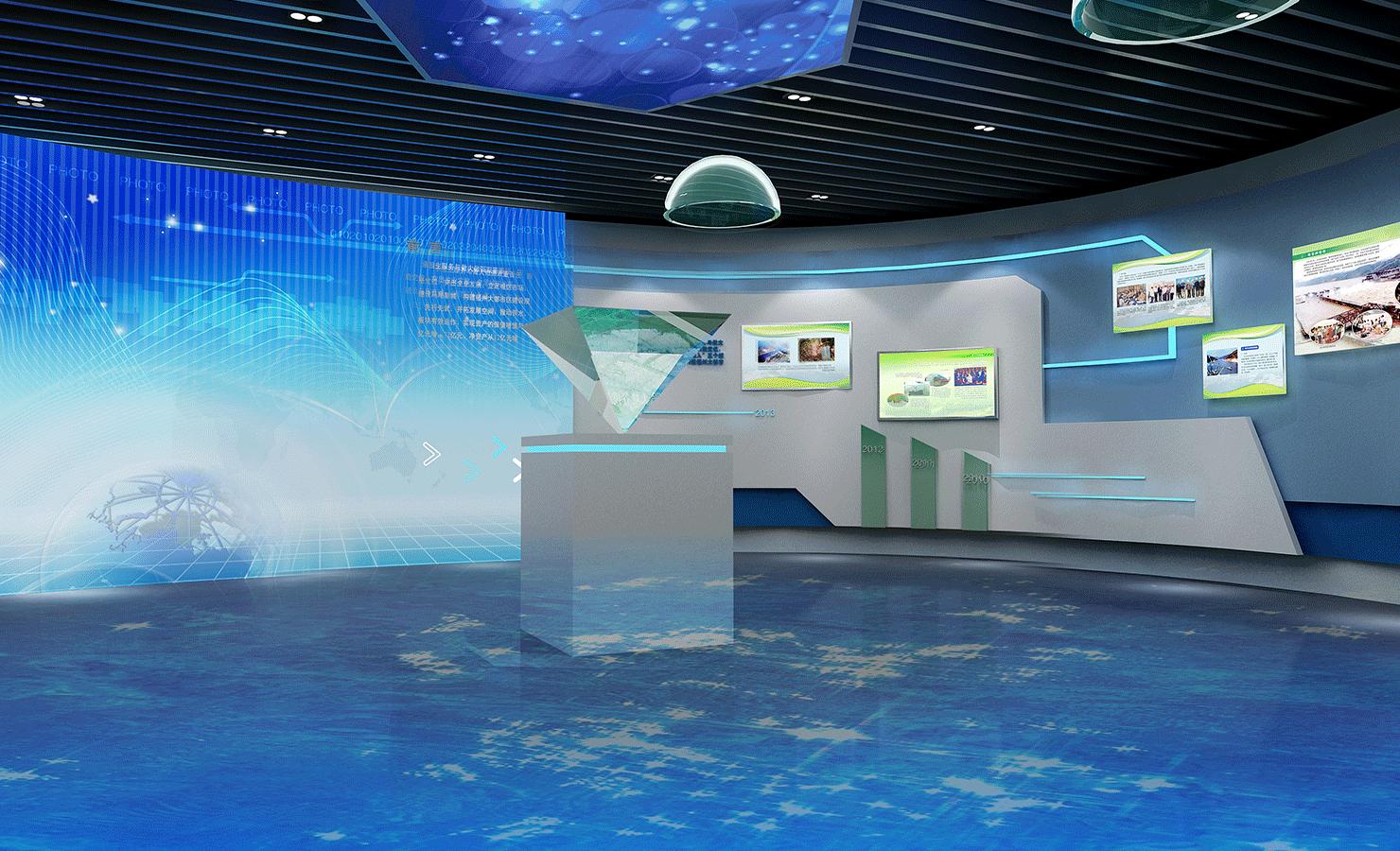 水务局展厅