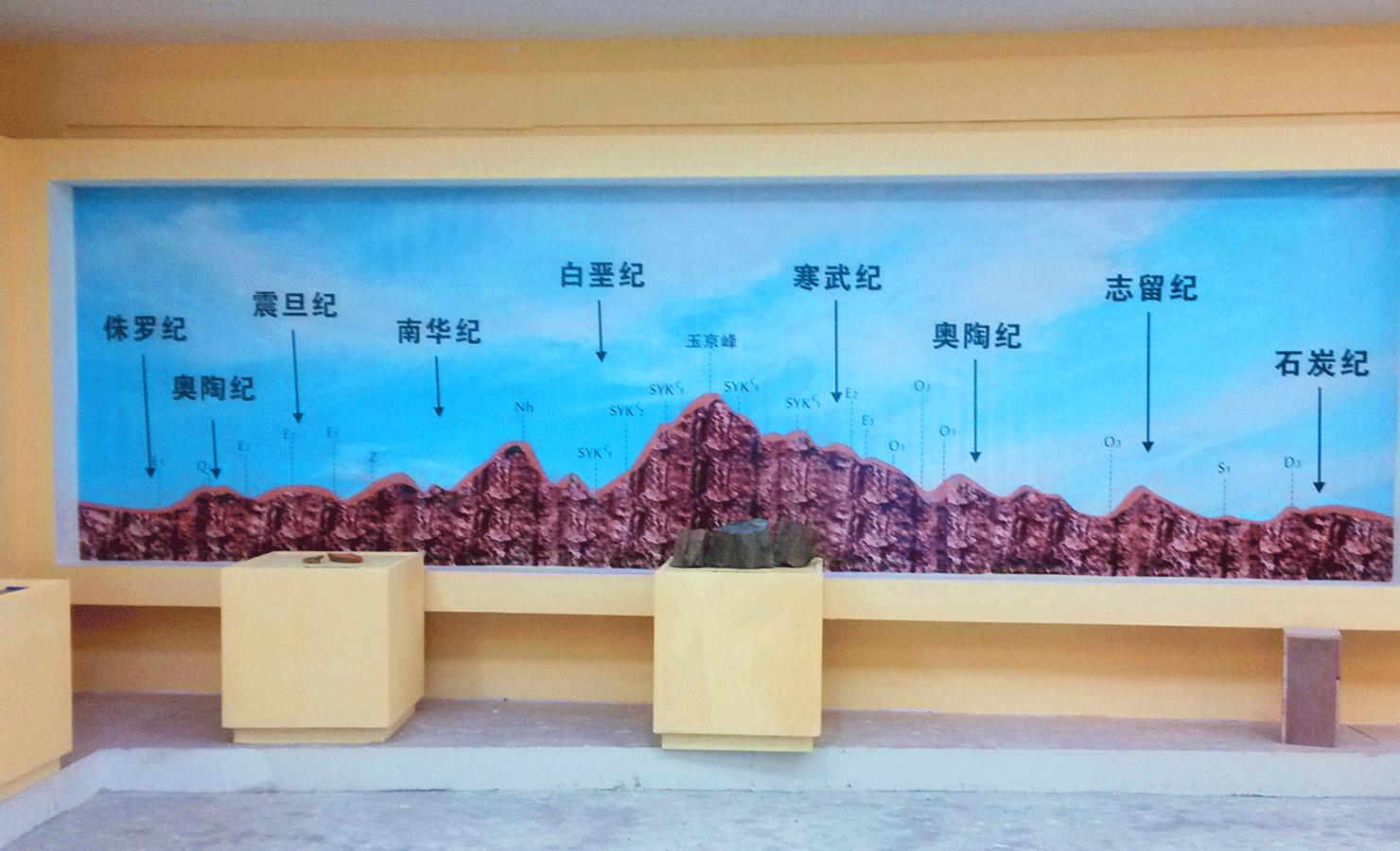 风景旅游展厅